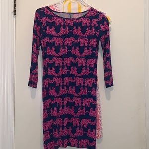 lightly worn Lilly Pulitzer t-shirt dress